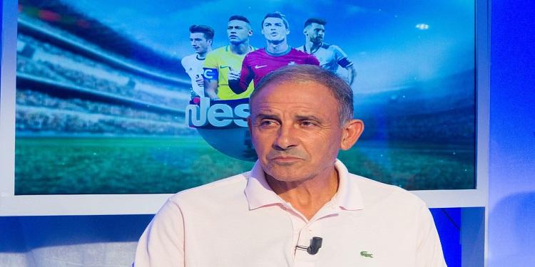 نجيب غميض : بعد ما تسبب علي الكعبي في هدف 78 ضد بولونيا قعد نهار كامل ما كلاش