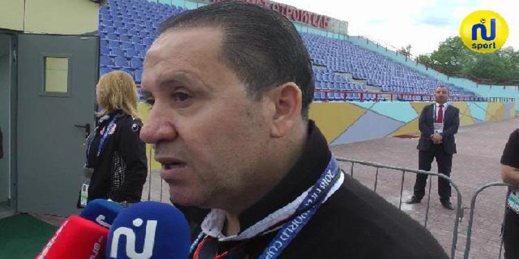 نبيل معلول: من حقنا باش نحلموا.. واللاعبين حاسين اكثر من الشارع التونسي  (فيديو)