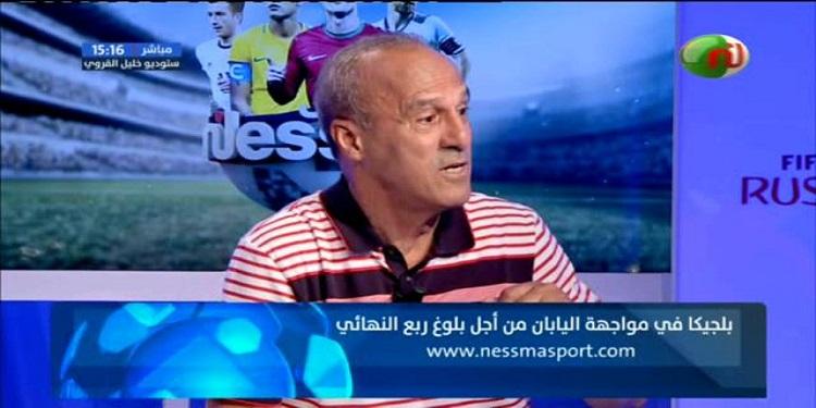 منجي بن ابراهيم : اللاعب التونسي كيف يوقفو عون أمن يقلو ما عرفتنيش أنا شكون