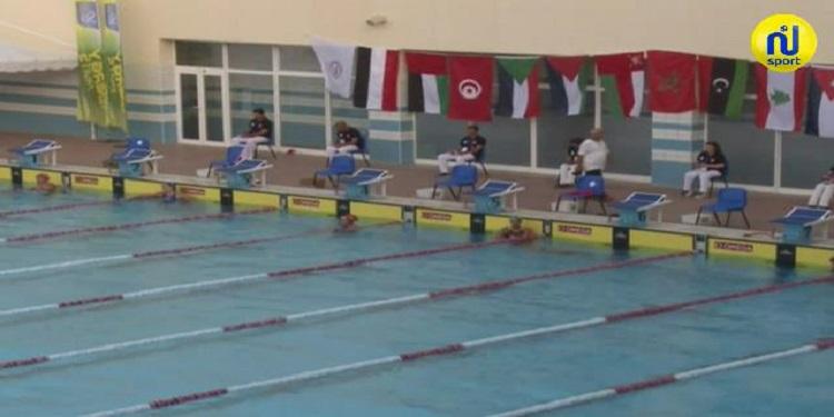 أجواء اختتام فعاليات البطولة العربية للسباحة