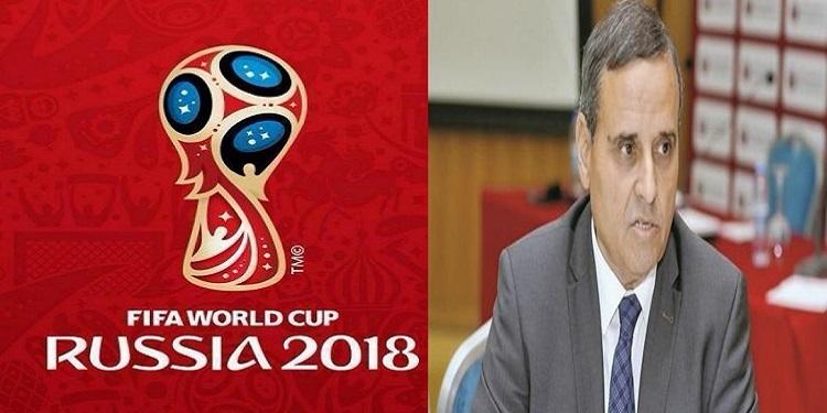 ناجي الجويني يتحدث عن مشوار حكم مباراة الدور النهائي بالمونديال    (فيديو)