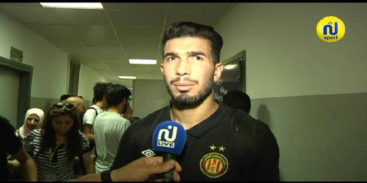 هيثم الجويني :مساندة جمهورنا مطلوبة في كل المباريات
