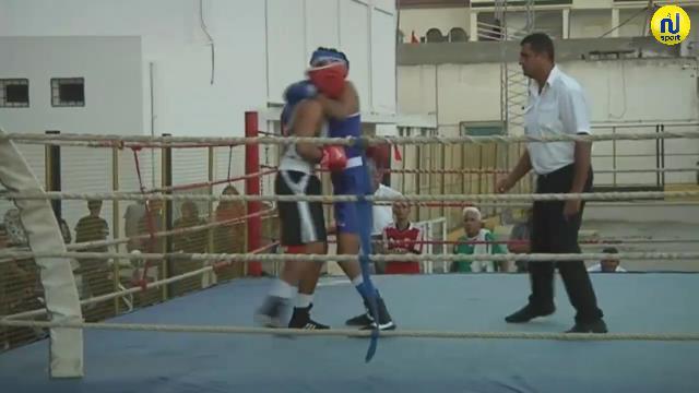 مباريات الملاكمة الخاصة بتسعينية النادي البنزرتي ( فيديو )