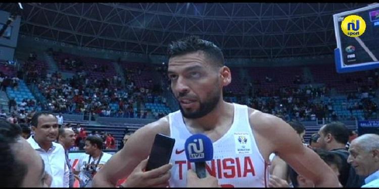 صالح الماجري : '' دافعنا اليوم على إسم تونس رغم ترشحنا منذ يوم أمس '' ( فيديو )