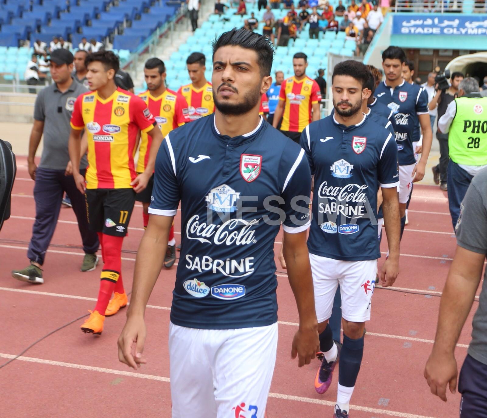 صور الشوط الأول لمباراة الترجي الرياضي التونسي والملعب التونسي