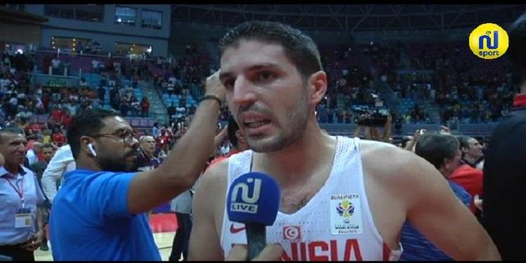 مراد المبروك :''بإنتصارنا على أنغولا أثبتنا للجميع جدارتنا بالترشح للمونديال '' ( فيديو )
