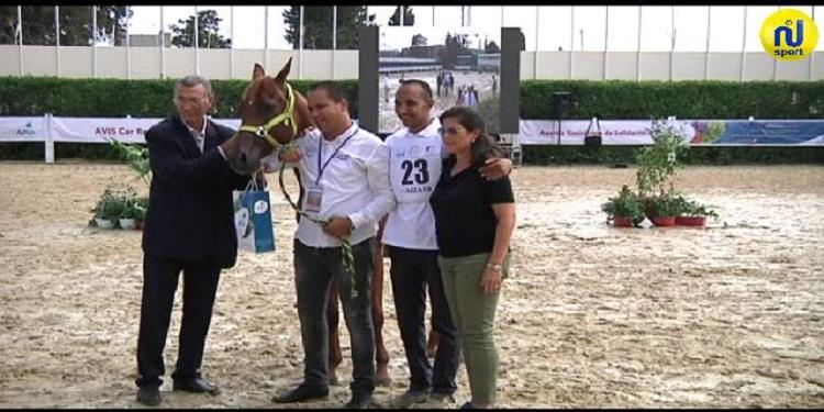 اختتام فعاليات الدورة الاولى لبطولة جمال الخيول العربية الاصيلة بسكرة ( فيديو )