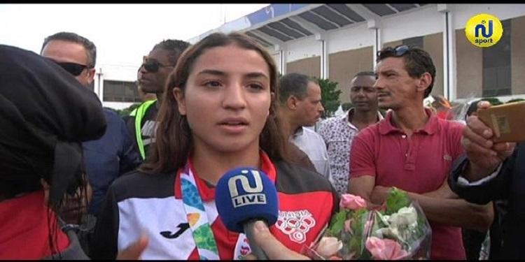 مريم الخليفي : طموحي إعتلاء منصة التتويج في أولمبياد طوكيو