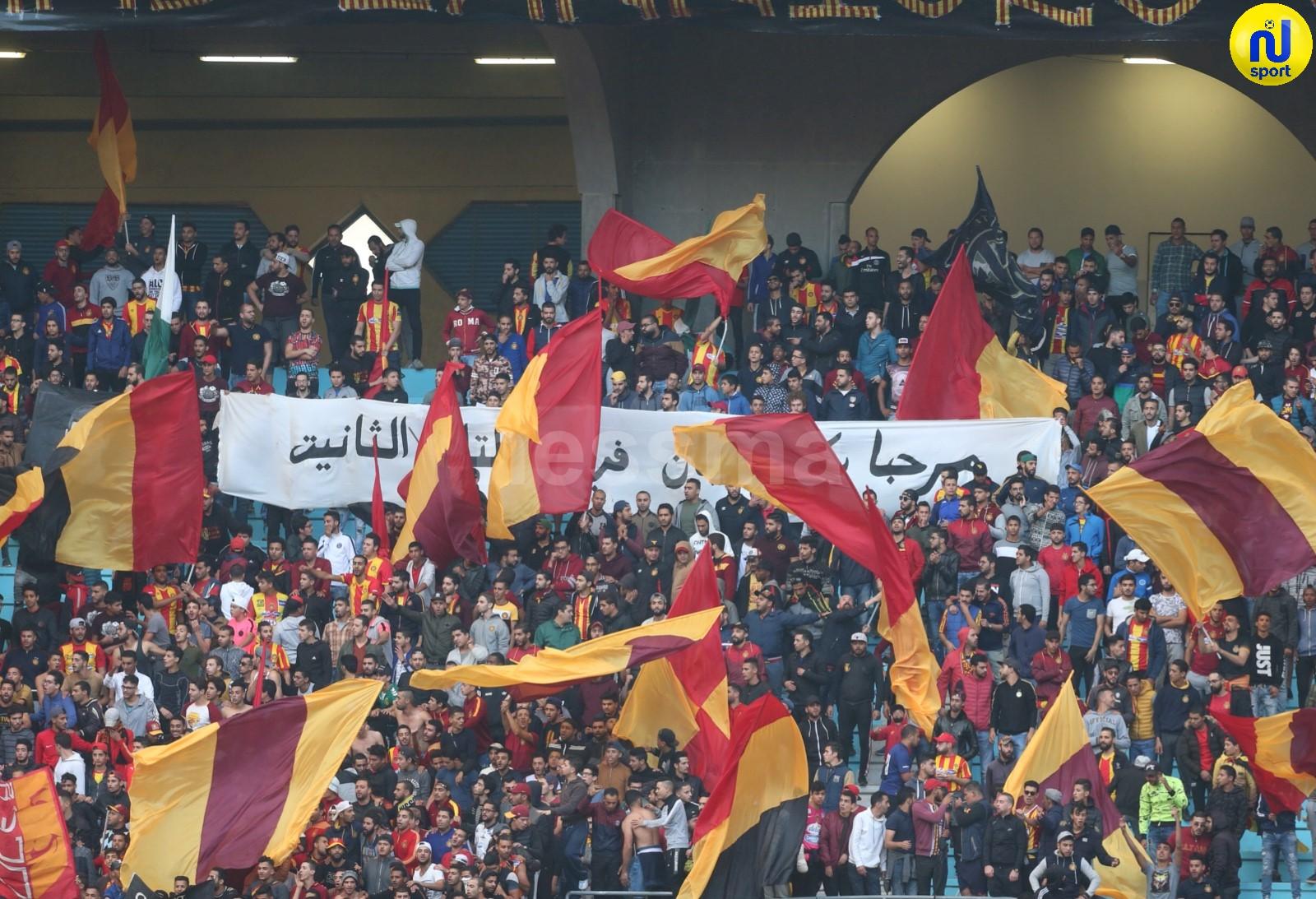 صور مباراة الترجي الرياضي ونادي غرة اوت الانغولي