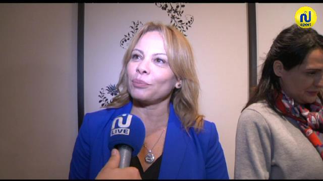 سلمى المولهي :انس جابر قامت بمجهود كبير رغم تشكيك البعض في امكانياتها(فيديو )