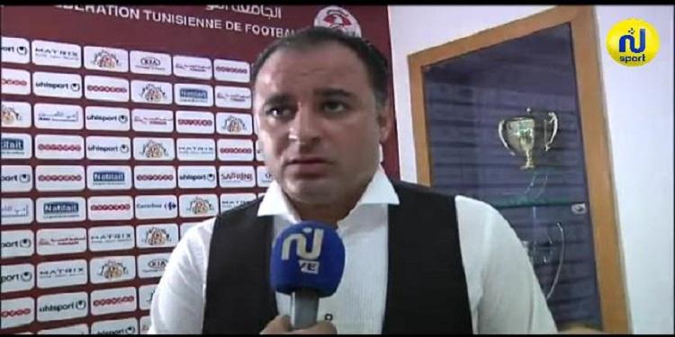 عبد السلام السعيداني: أنا مع تعليق الكرة التونسية وإيقاف نشاط البطولة!