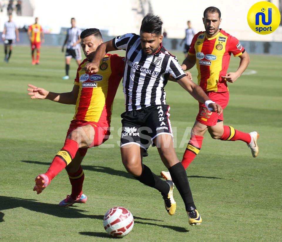 صور مباراة النادي الصفاقسي والترجي الرياضي التونسي