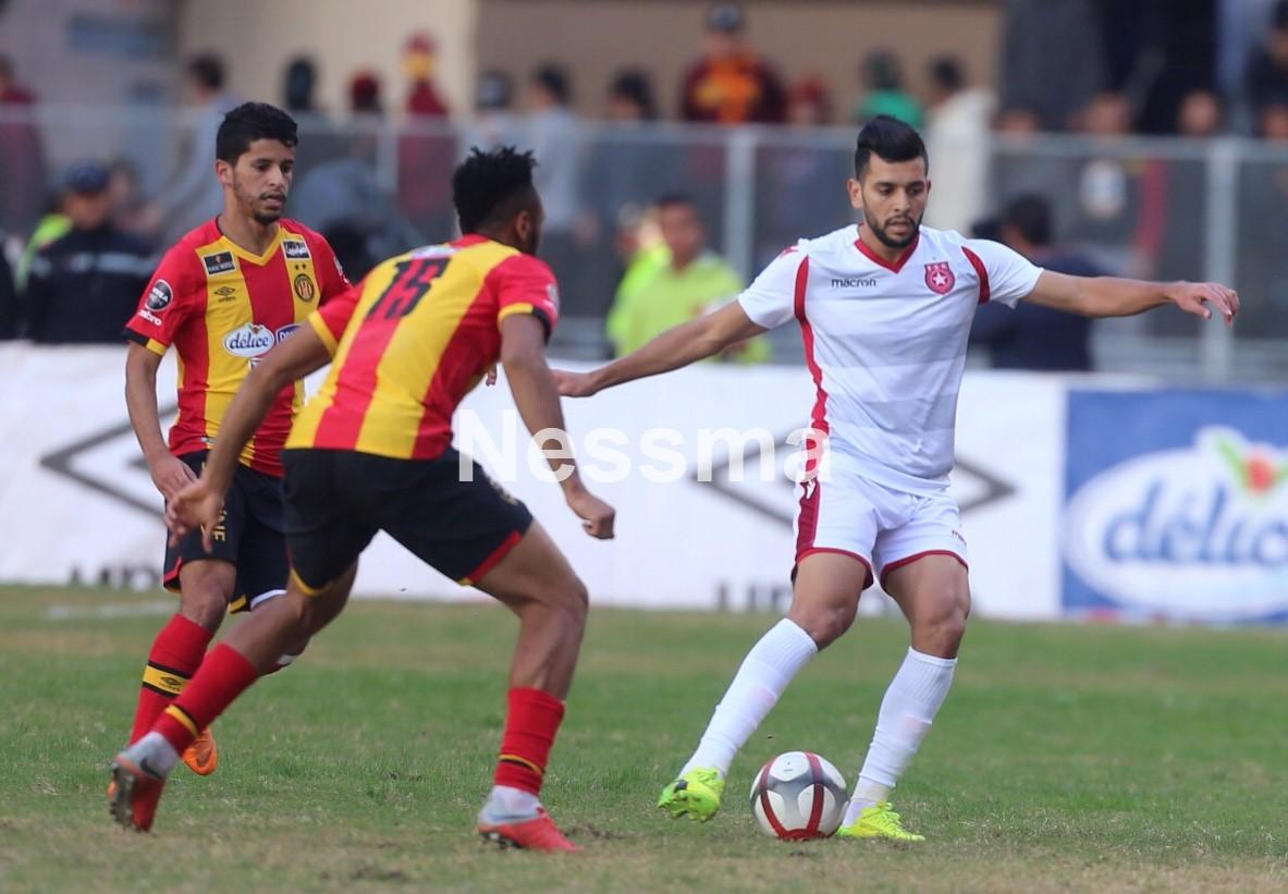 صور مباراة الشوط الأول بين الترجي الرياضي التونسي والنجم الساحلي