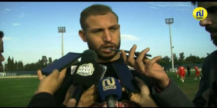 فاروق بن مصطفى :'' هزيمة مصر كانت موجعة ..ولكن نعد جماهير المنتخب بالصدارة ''(فيديو)