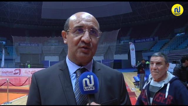 فراس الفالح : '' شاهدنا اليوم مستوى عالمي بين الفريقين ولكن ماحدث بعد اللقاء غريب عن عائلة كرة الطائرة '' ( فيديو)