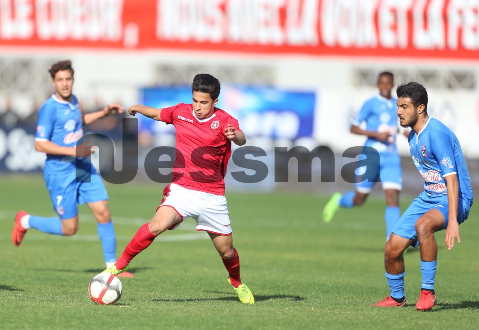 صور مباراة الملعب التونسي والنجم الساحلي