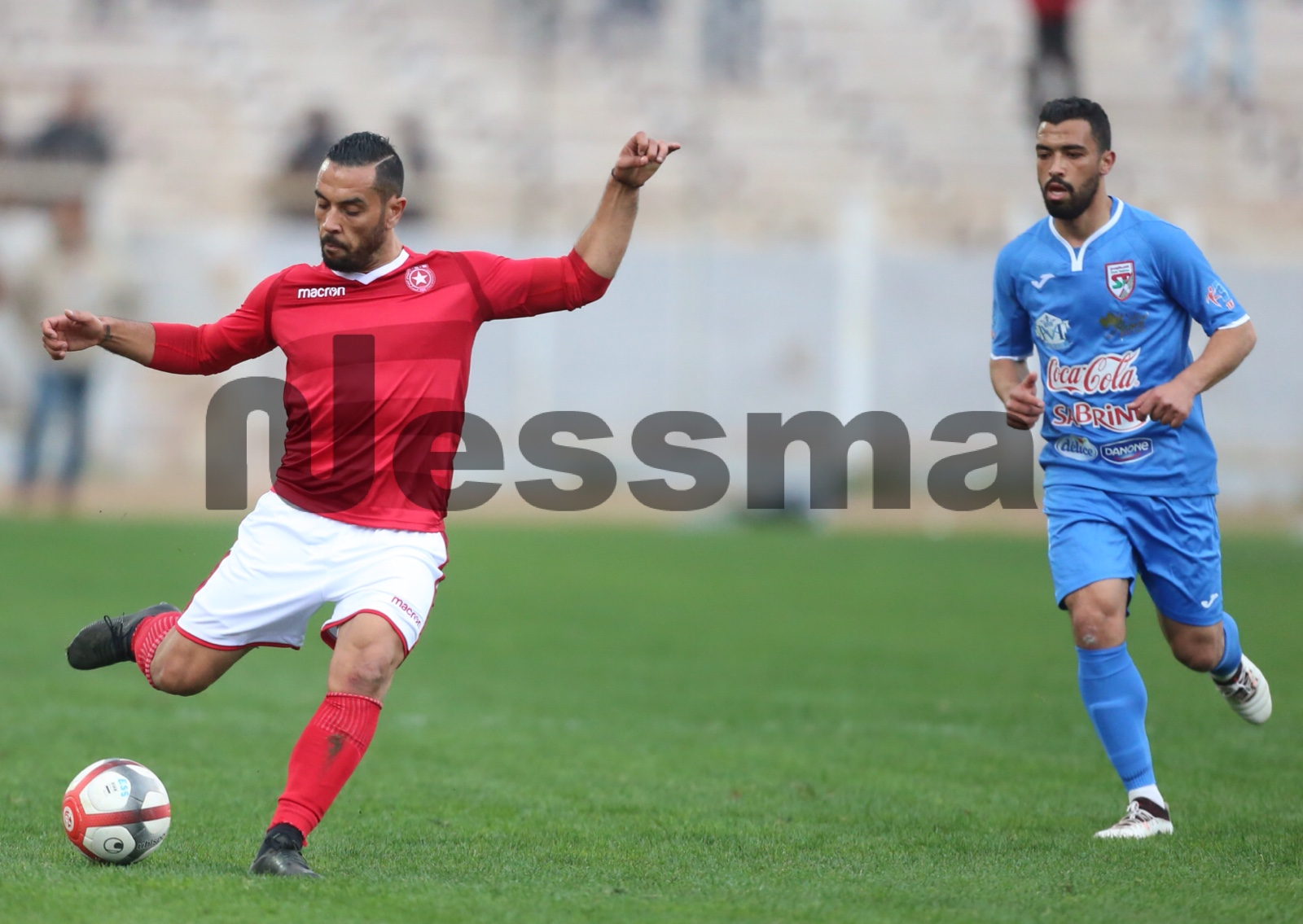صور الشوط الثاني من مباراة الملعب التونسي والنجم الساحلي