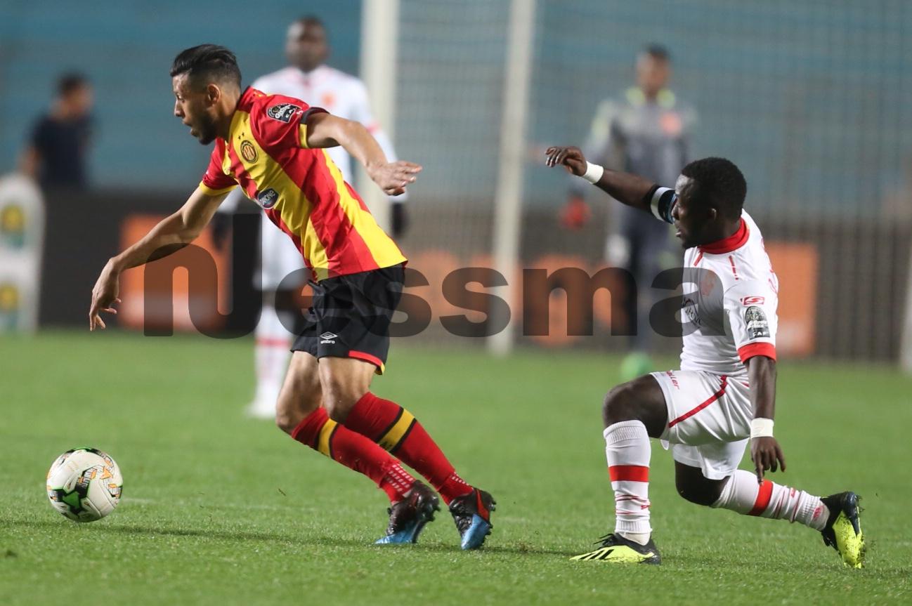 صور مباراة الشوط الأول بين الترجي الرياضي التونسي وحوريا كوناكري
