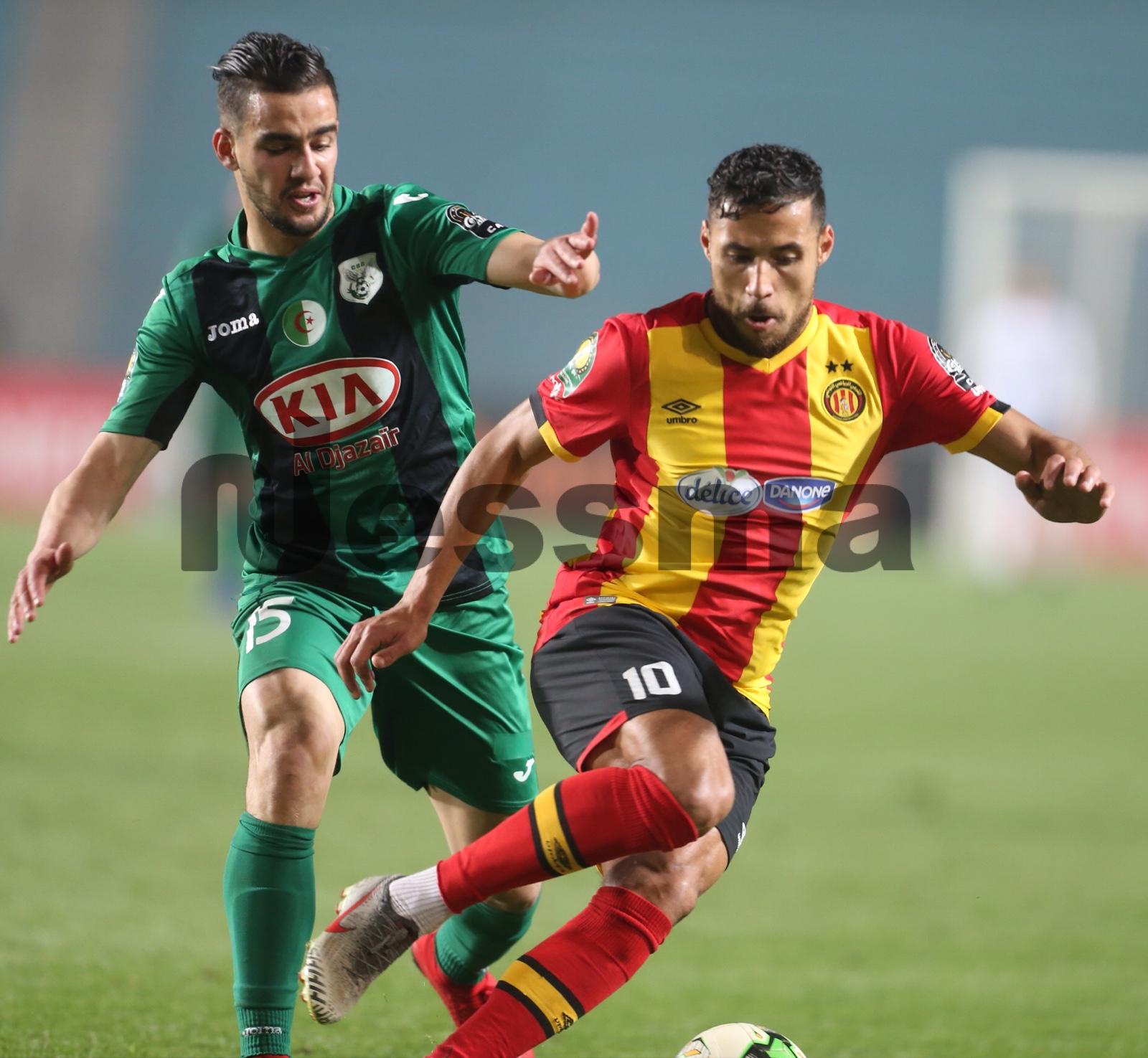 صور الشوط الثاني من مباراة الترجي الرياضي التونسي و شباب قسنطينة