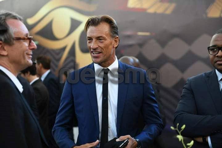 أجواء حفل قرعة كأس الأمم الإفريقية مصر 2019
