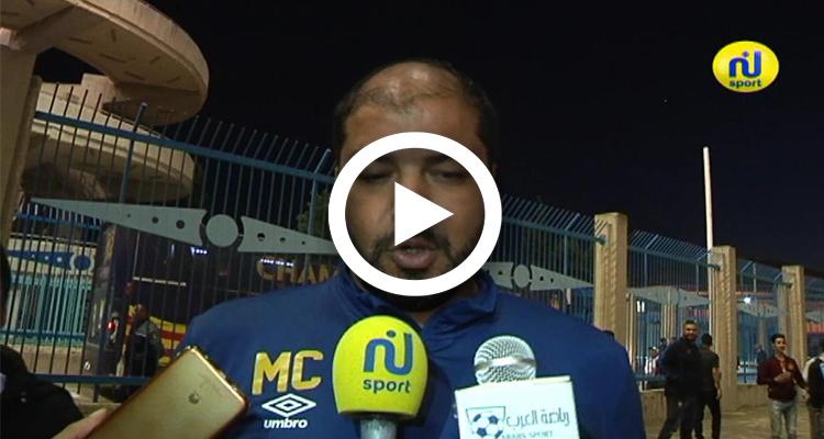 معين الشعباني يفسر أسباب إختياره التعويل على محمد أمين المسكيني عوض إيهاب المباركي
