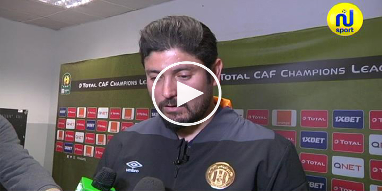 مجدي تراوي: سنعمل على تفادي الاخطاء الدفاعية التي قمنا بها في مباراة الذهاب  (فيديو)