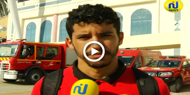 سعد بقير :قدمنا مستوى ممتاز ضد الاتحاد المنستيري واذهاننا الان في النهائي الافريقي (فيديو )