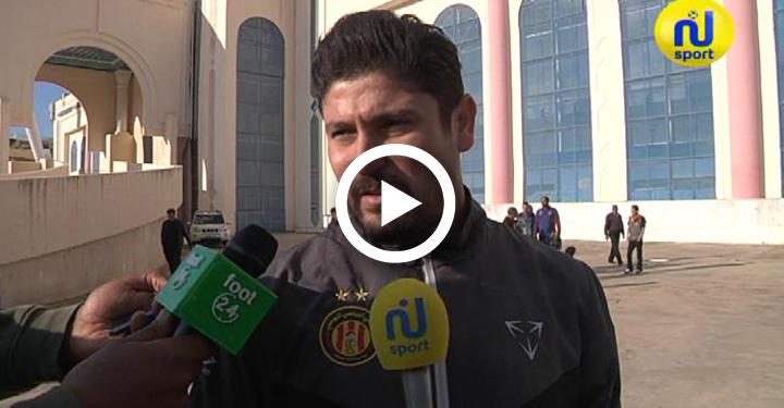 مجدي التراوي: قمنا بخطوة كبيرة نحو اللقب..والمهم حماية لاعبينا من الإصابات
