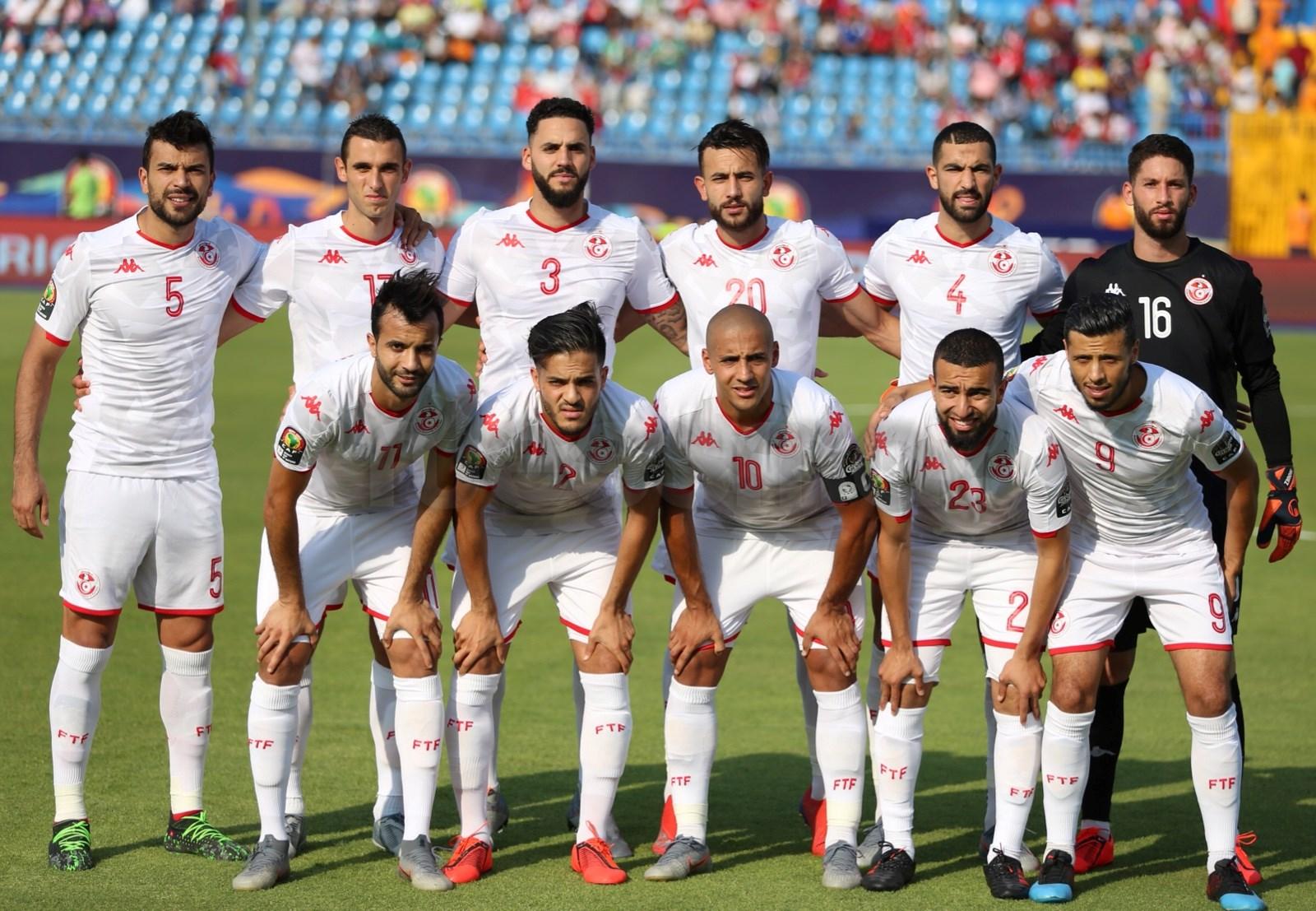 صور الشوط الأول بين المنتخب التونسي و المنتخب المالي