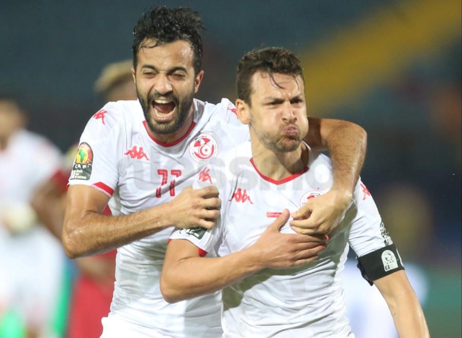 صور الشوط الثاني من مباراة المنتخب الوطني التونسي ومنتخب مدغشقر
