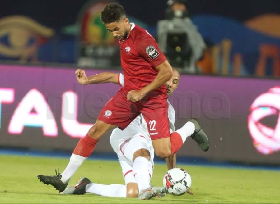 صور الشوط الأول من مباراة المنتخب الوطني التونسي ومنتخب مدغشقر