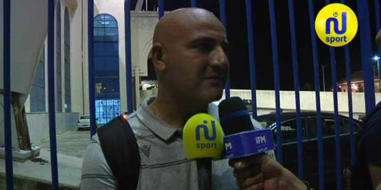 رفيق المحمدي :قدمنا مباراة جيدة لكن الحظ لم يكن الى جانبنا (فيديو )