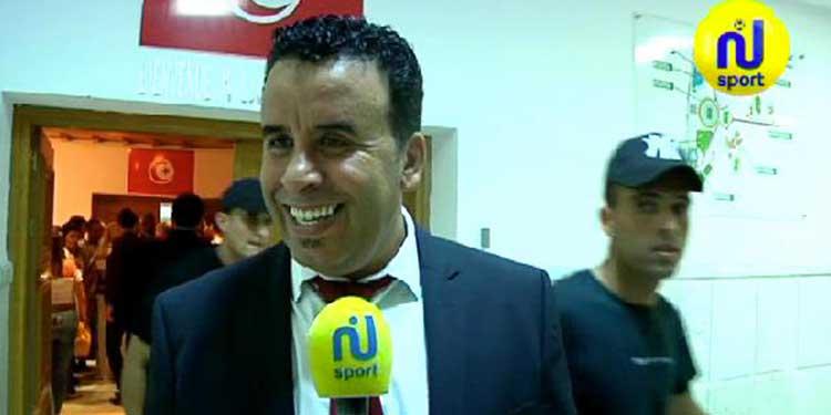 عواز الطرابلسي يقيم مردود حكم نهائي كأس تونس (فيديو )
