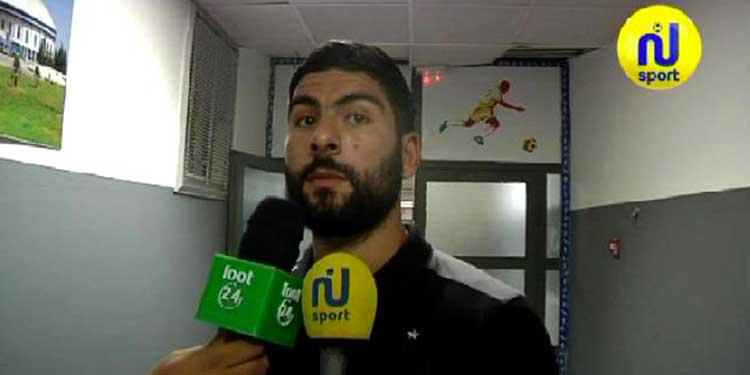تصريحات لاعبي النجم الساحلي اثر الهزيمة امام النادي الصفاقسي  (فيديو )