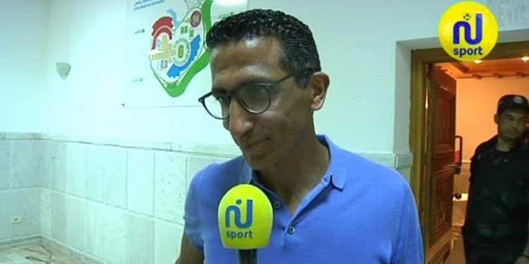 عادل السليمي : وقت الي يبعدو الصغار على النادي الإفريقي أتو يرجعو الكبار (فيديو )
