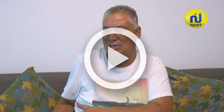 خالد السعيدي: فوزي البنزرتي أحسن مدرب