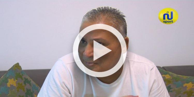 خالد السعيدي: الحمروني و سامي النصري من خيرت ما انجبت الكرة التونسية