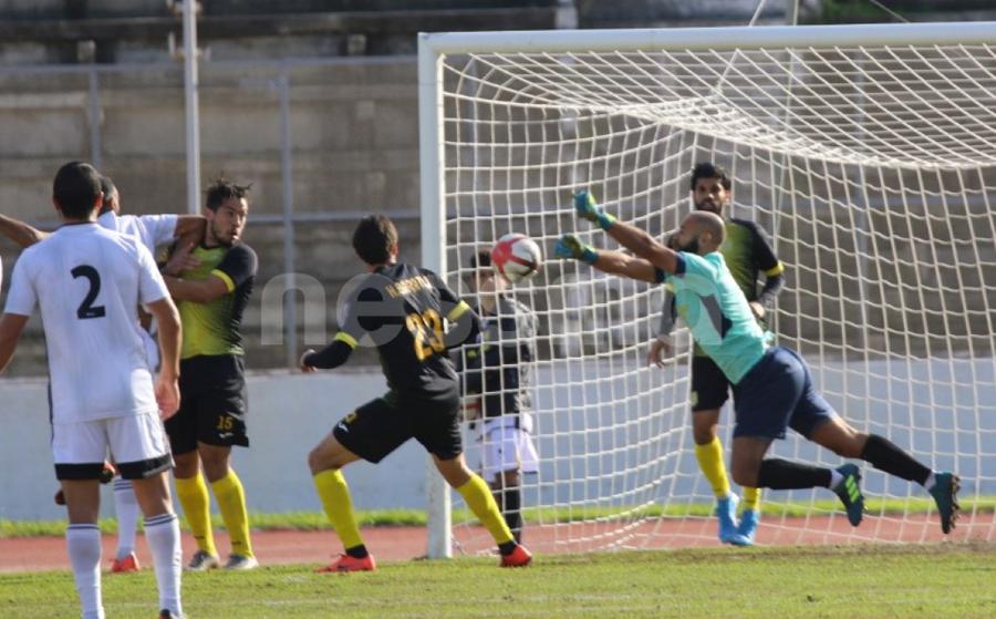 صور مباراة النادي البنزرتي والهلال الرياضي الشابي