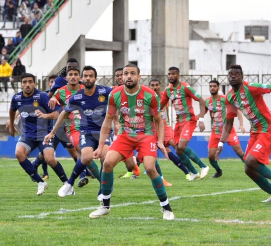 صور من مباراة الملعب التونسي والترجي الرياضي التونسي