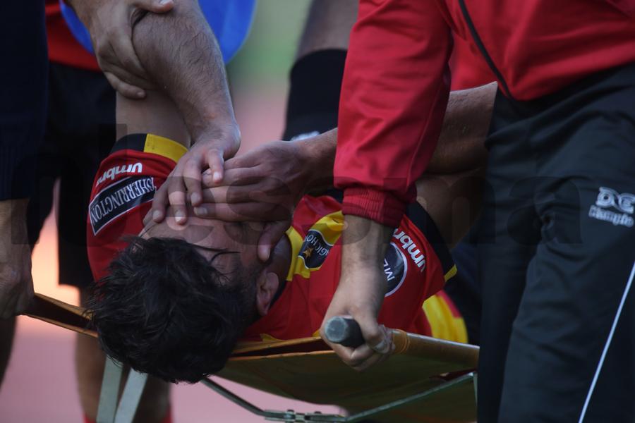 صور الشوط الثاني بين الترجي الرياضي التونسي و النادي البنزرتي