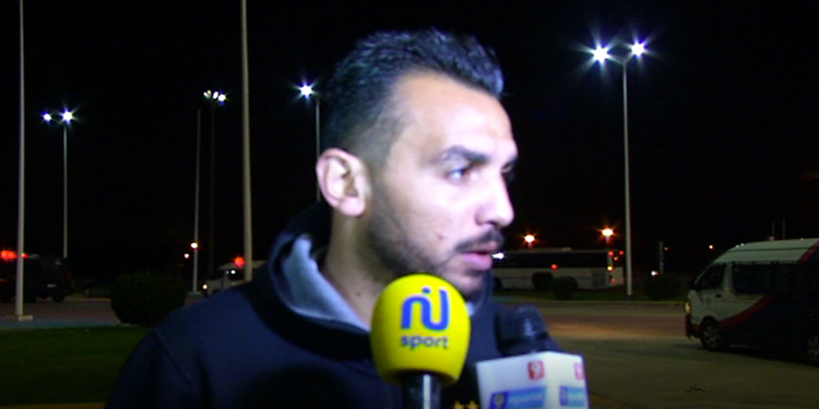 معز بن شريفية : نعلم أن جمهور الترجي غير راض عن الأداء وسنتدارك في قادم المباريات