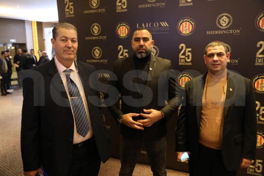حفل تقديم الأزياء الرسمية للترجي الرياضي التونسي لكأس العالم للأندية قطر 2019
