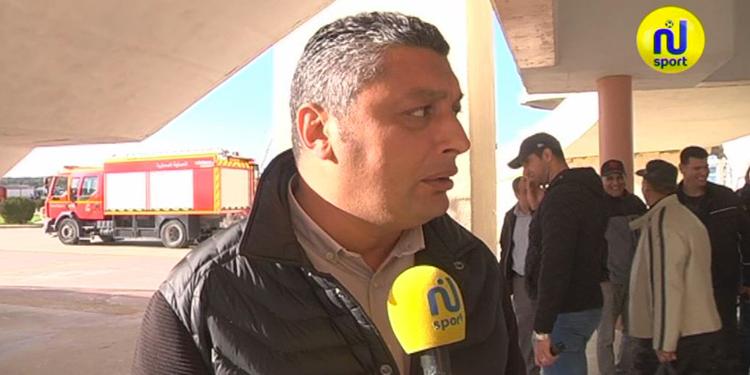 فاضل بن حمزة : تعادلنا امام الإفريقي يعد بمثابة الإنتصار (فيديو )