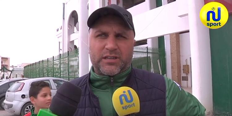 سامي القفصي : غياب التركيز حرمنا من العودة في مباراة اليوم