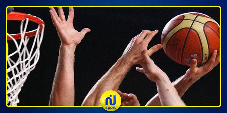 كرة السلة:  نتائج مباريات الجولة الثالثة من مرحلة التتويج والترتيب