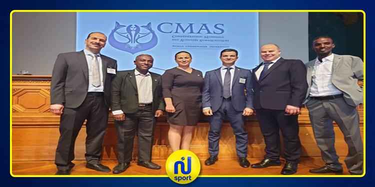 بمشاركة 71 دولة : إنعقاد الجلسة العامة للكنفديرالية العالمية للغوص بإمارة موناكو