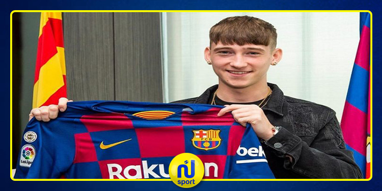 ويست بروميتش ألبيون الإنجليزي يقاضي برشلونة بسبب لاعبه الشاب لوي باري