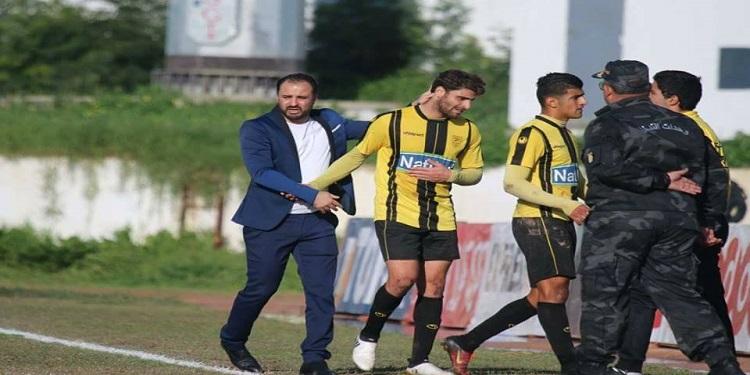 عبد السلام السعيداني أمام لجنة التأديب بالجامعة التونسية لكرة القدم
