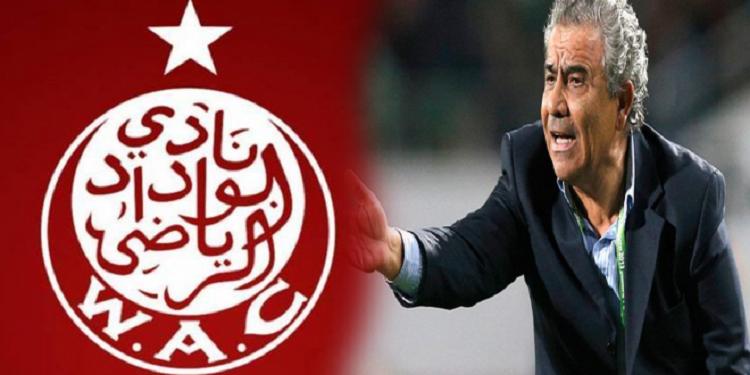 تحت قيادة فوزي البنزرتي: الوداد البيضاوي يصعد من المرتبة الرابعة عشر إلى المرتبة الرابعة في البطولة المغربية