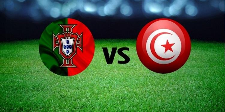 4 قنوات ناقلة لمباراة المنتخب الوطني ونظيره البرتغالي
